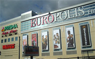 Europolis shopping mall