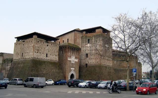 Castel Sismondo in Rimini