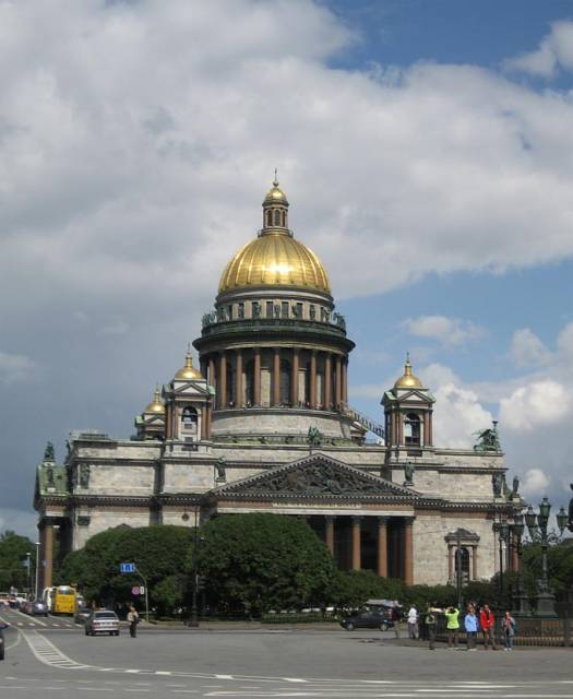 Saint  Isaac's Cathedral photo