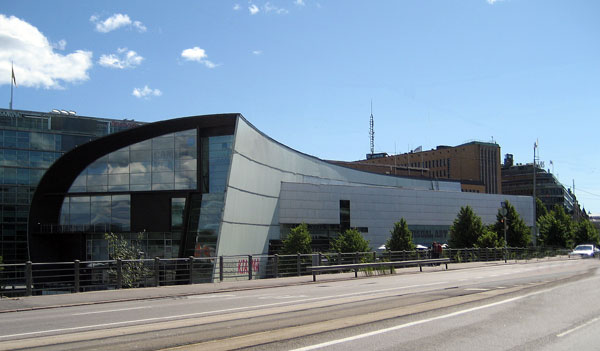 "Museum of Contemporary Art ""Kiasma"""