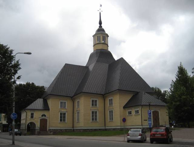 Church of Virgin Mary in Lappeenranta