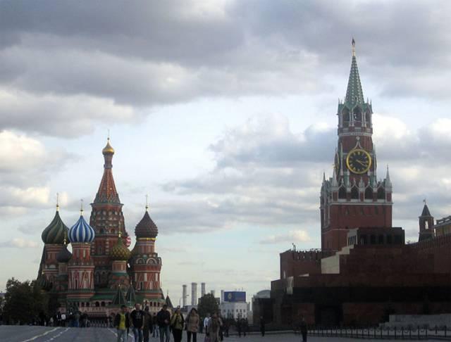 Основные достопримечательности Москвы рядом с отелем