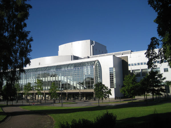 The Finnish National Opera | Visit - plus Tourism and travels