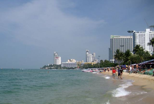 Central Pattaya Beach