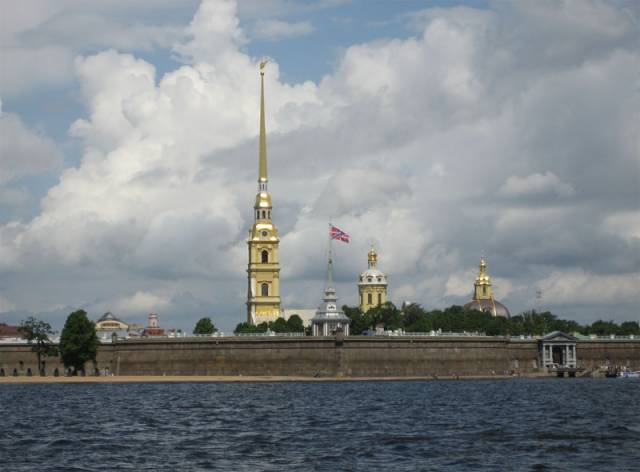 Peter and Paul Fortress photo