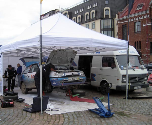 "Rally ""Vybog 2012"""