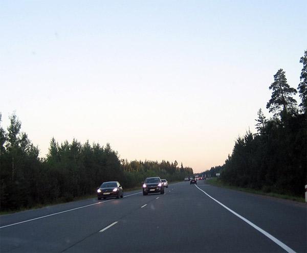 Автомобильная дорога Санкт Петербург – Выборг-Финляндия  «Скандинавия»