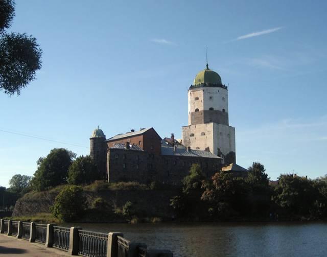 Viipurin linnan valokuva