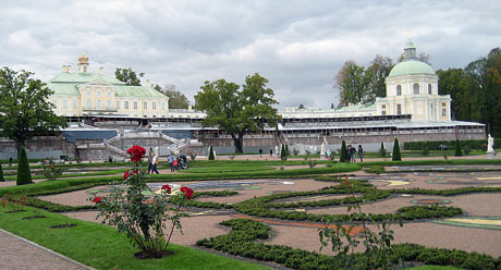 Palace and Lower Garden