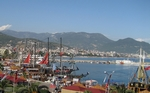 Bay in Alanya photo
